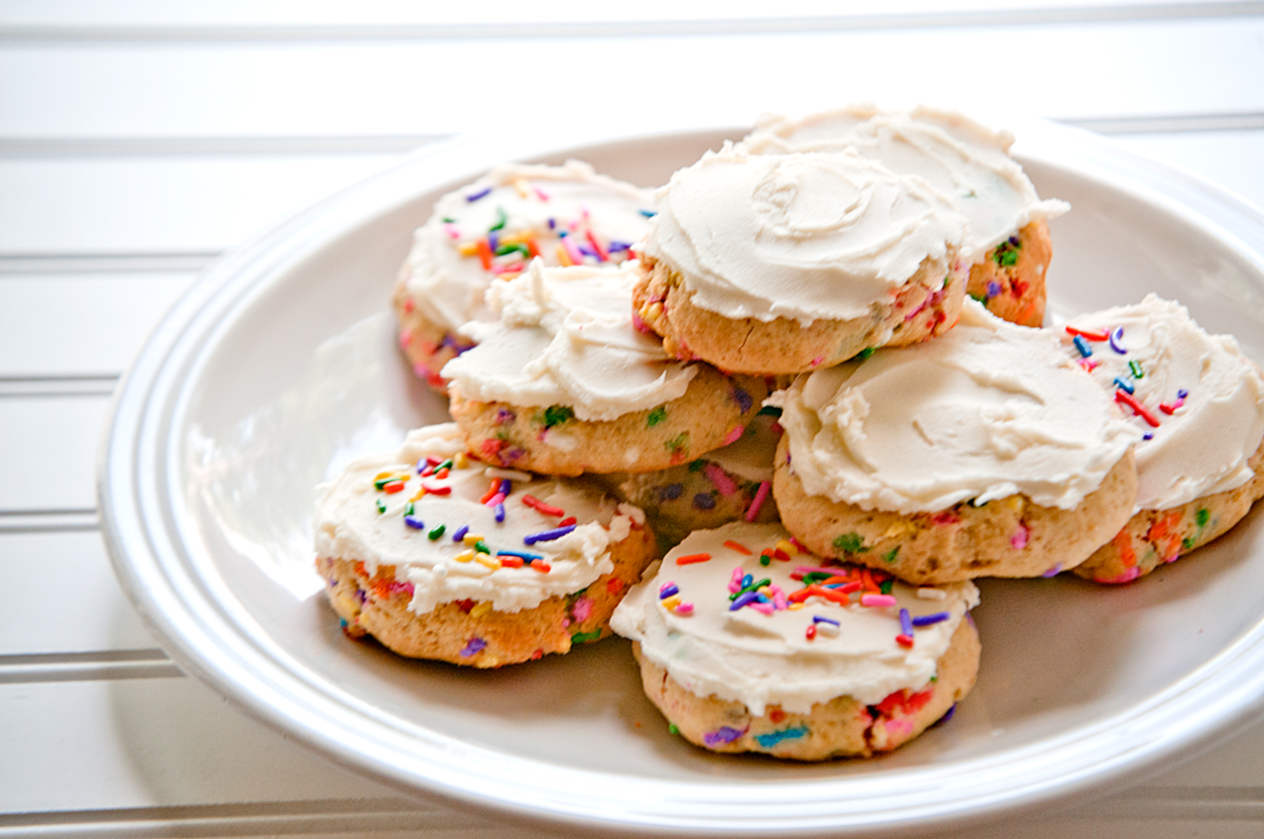 Funfetti Lofthouse Cookies