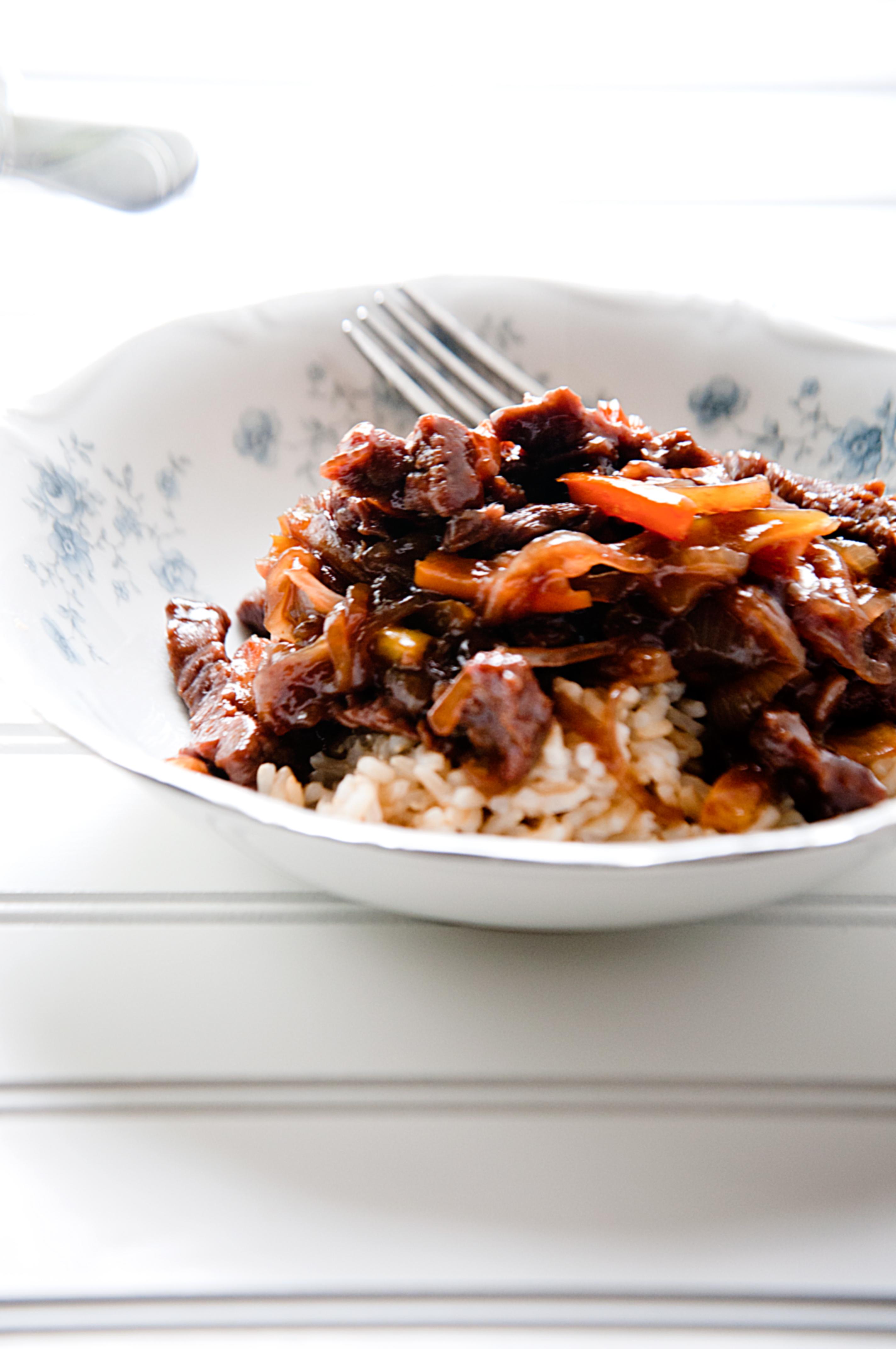 Korean Beef Bulgogi - Feed Me, SeymourFeed Me, Seymour
